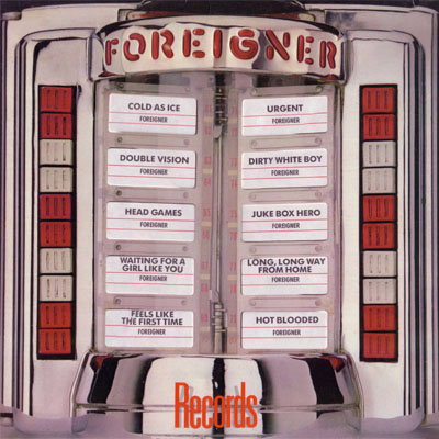 Foreigner   Records   MP3   EN   Joslavic preview 0