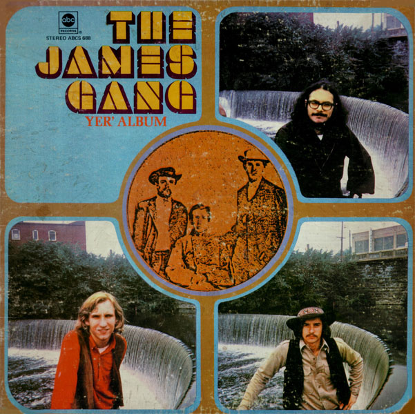 THE JAMES GANG: YER' ALBUM