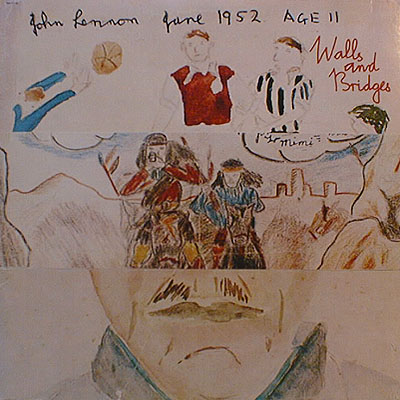 JOHN LENNON: WALLS AND...
