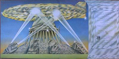 Led zeppelin ii inside