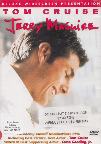 Jerry Maguire Music From The Motion Picture Soundtrack