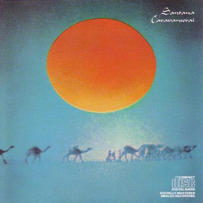Original Santana Caravanserai  Santana Caravanserai 1972 1 Etern