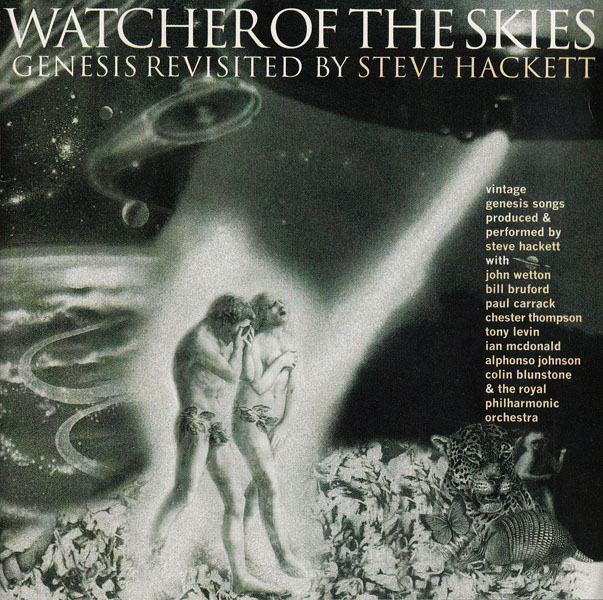 STEVE HACKETT: WATCHER...